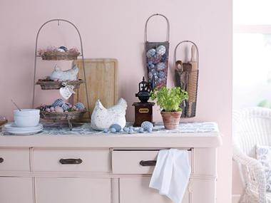 ostern deko ideen f r zuhause m bel einrichtung woman at. Black Bedroom Furniture Sets. Home Design Ideas