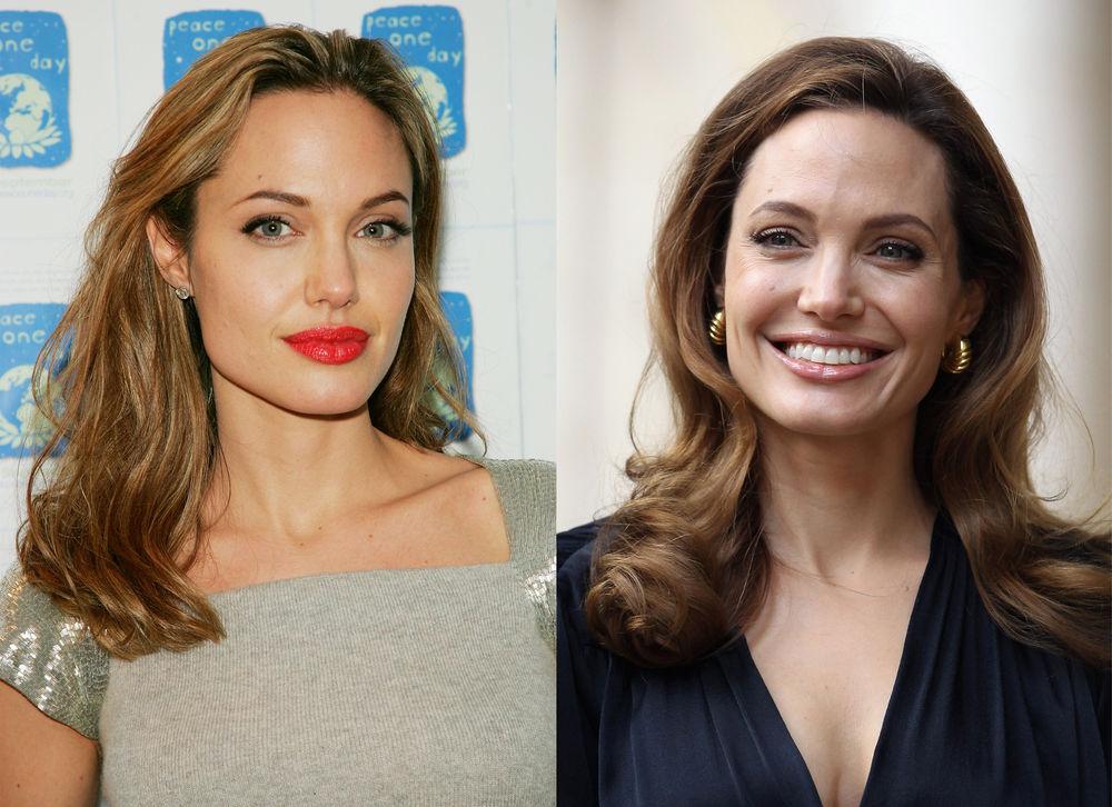 Angelina Jolie Hell Oder Dunkel Womanat