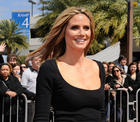 Heidi Klum bei der America's Got Talent Audition in New Orleans.
