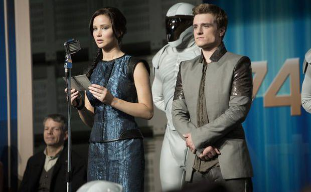 "Trailer: So wird ""Catching Fire"""