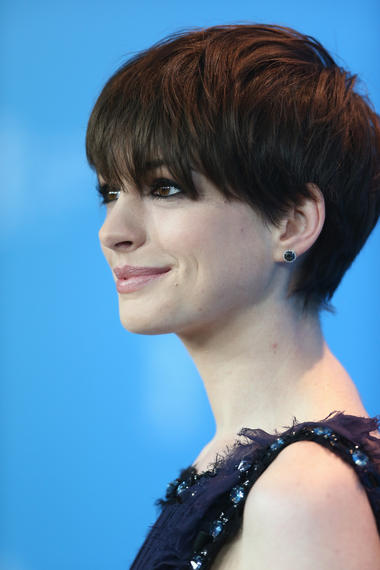 Anne Hathaway Woman At