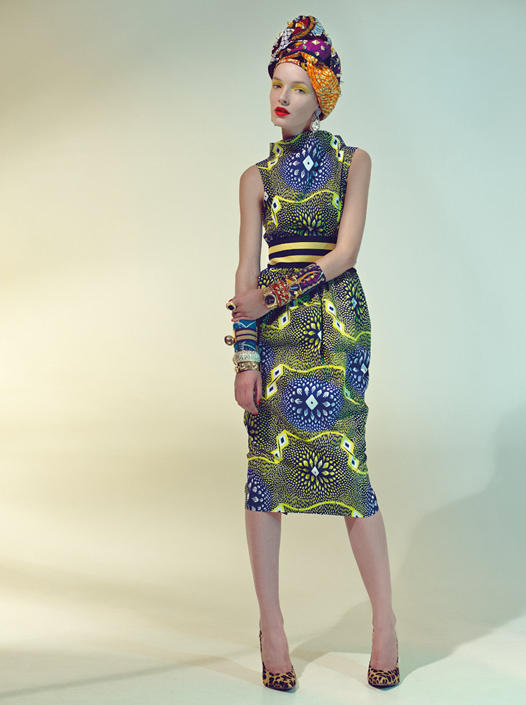Stella Jean Spring Summer 2013 collection ciaafrique