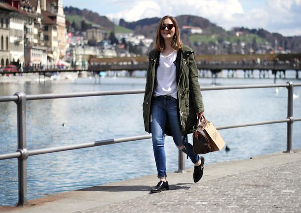 it's on with allegra: die modebloggerin im interview • woman.at, Attraktive mobel