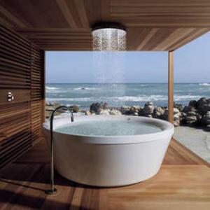freistehende badewanne ahoi woman at. Black Bedroom Furniture Sets. Home Design Ideas