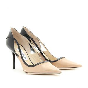 Lackleder Pumps