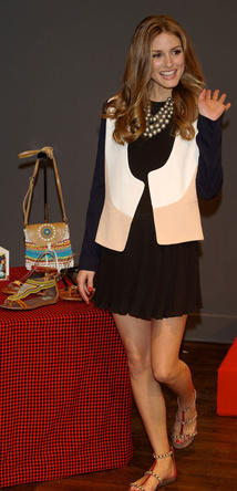Olivia Palermo - shop the look