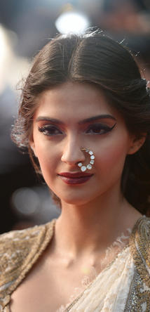 Cannes 2013 - Bollywood Make-up