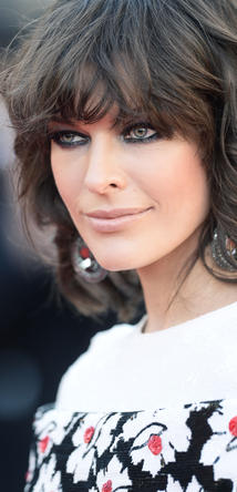Cannes: Beauty Portrait von Milla Jovovich