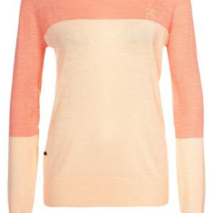 two-tone-Pullover
