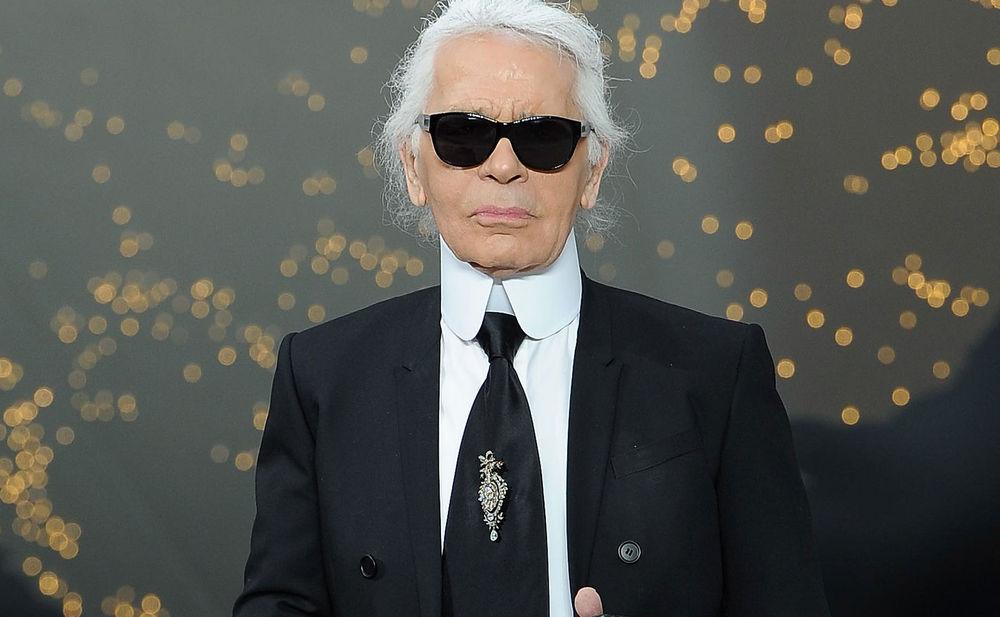 Karl Lagerfeld Sprüche