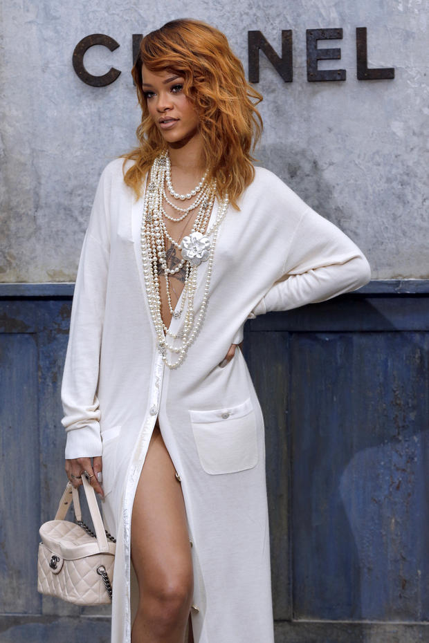 Sexy Bild von Rihanna