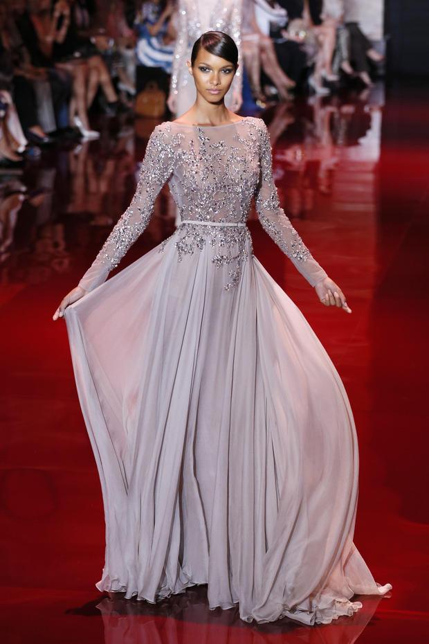Haute Couture Paris H/W: Elie Saab • WOMAN.AT