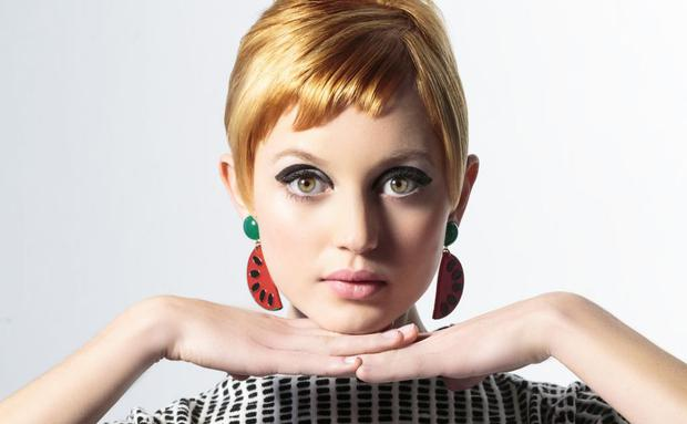 Coole Frisuren Im Sixties Look Woman At