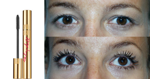 Der Grosse Woman Mascara Test Woman At