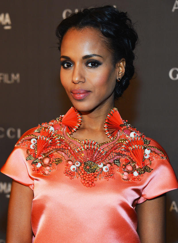 Der Style von Kerry Washington