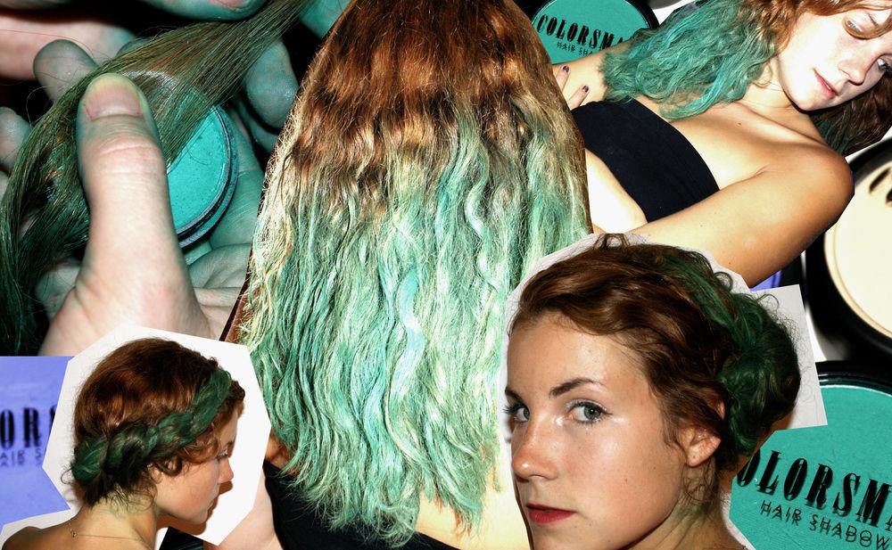 colorsmash hair shadow im test woman at. Black Bedroom Furniture Sets. Home Design Ideas