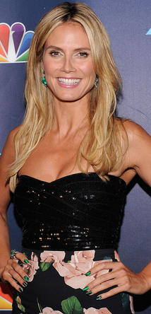 Beauty-Yourself: Heidi Klum