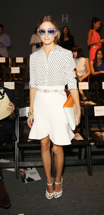 Shop the Look: Olivia Palermo NYFW