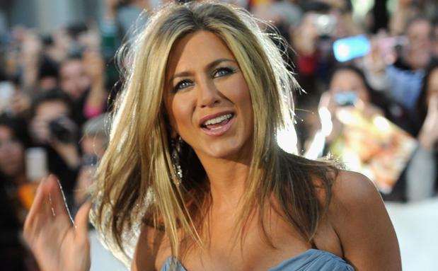 Jennifer Aniston Föhnt Ihr Haar Nicht Womanat