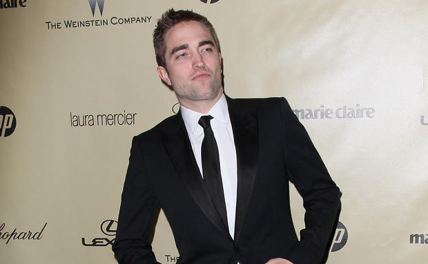 Robert Pattinson: Ein Messie?
