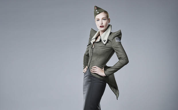 Military goes Haute Couture