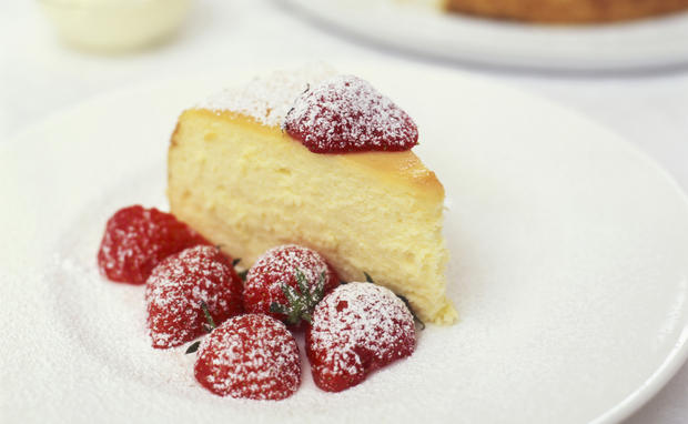 Himmlischer New York Cheesecake