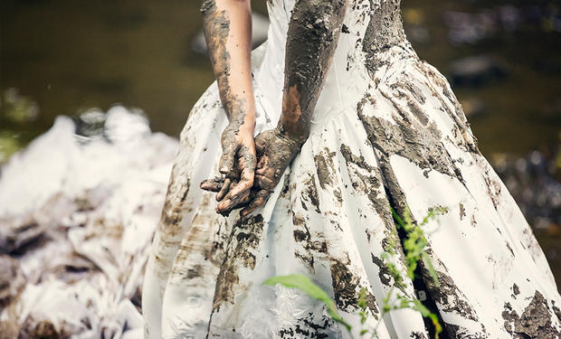 Trash Your Wedding Dress