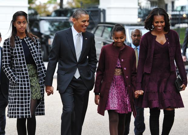 Michelle Obama Verbietet Ihren T 246 Chtern Facebook Woman At