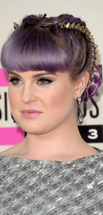 Beauty: Kelly Osbourne