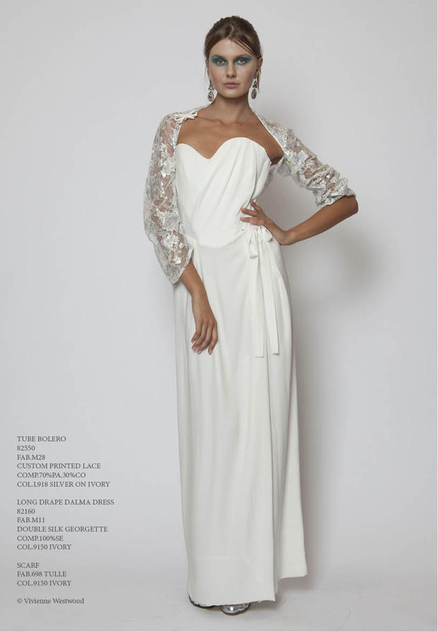 Vivienne Westwood Wedding Collection