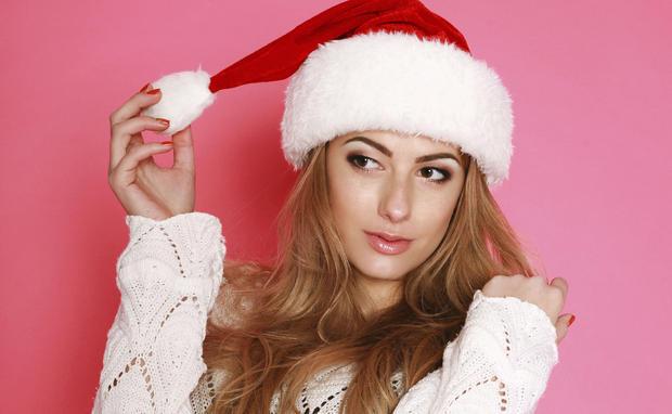 Single Weihnachten.Single Sein An Weihnachten Ist Toll Woman At
