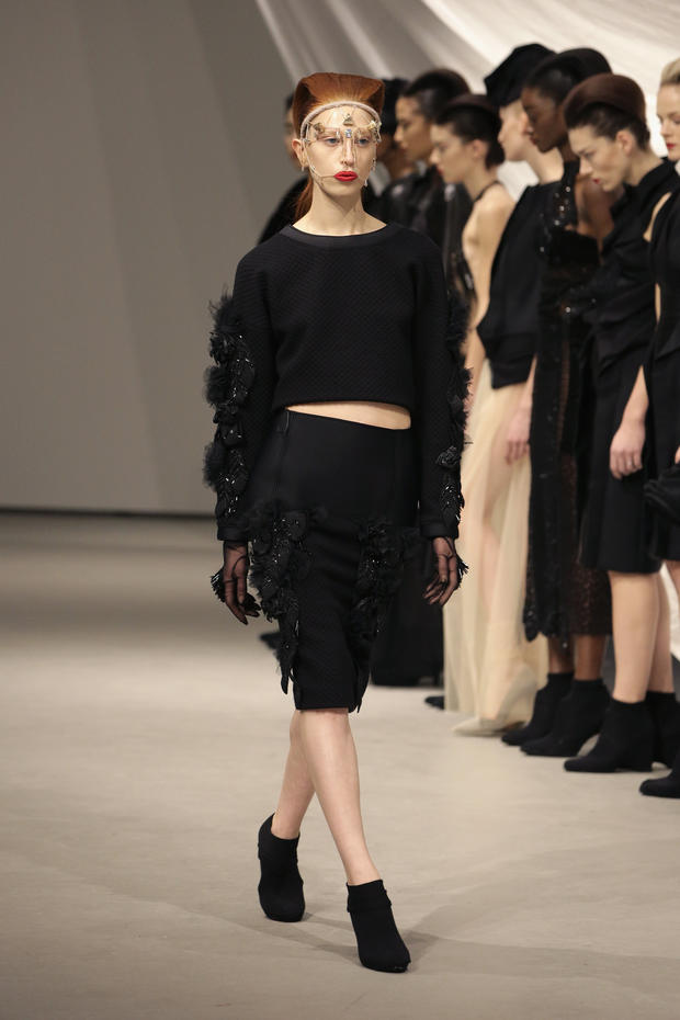 Berlin Fashion Week: Augustin Teboul