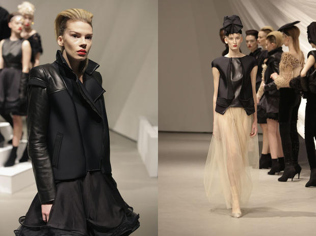 Berlin Fashion Week 2014 - Augustin Teboul