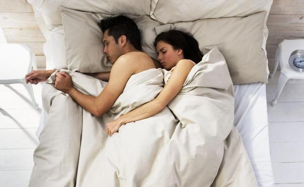 Welche Schlafposition Ist Gesund Womanat
