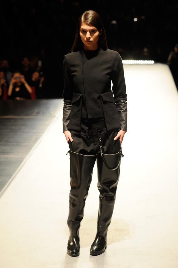 Berlin Fashion Week 2014: Esther Perbandt • WOMAN.AT