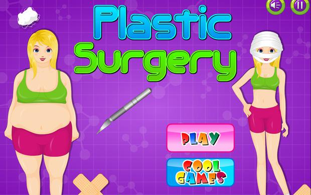 Plastic Surgery & Plastic Doctor & Plastic Hospital Office for Barbie Version