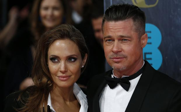 Brangelina im Partnerlook