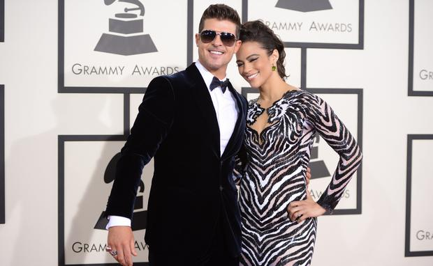 Robin Thicke: Ehe am Ende