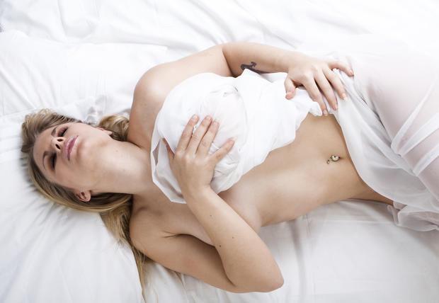 Echter Orgasmus Frau