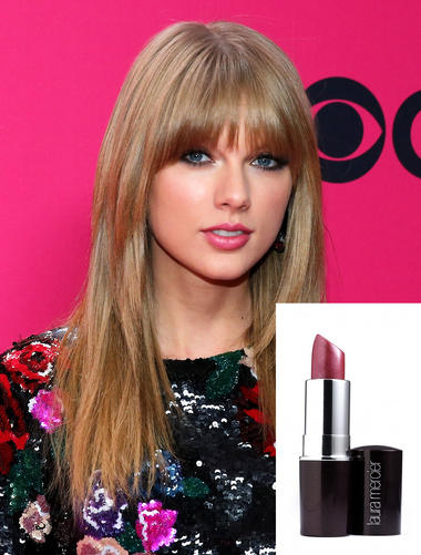 Taylor Swift roter Lippenstift