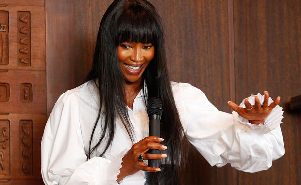 Naomi Campbell will ein Baby