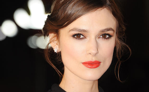 Keira Knightley Coco Mademoiselle Chanel