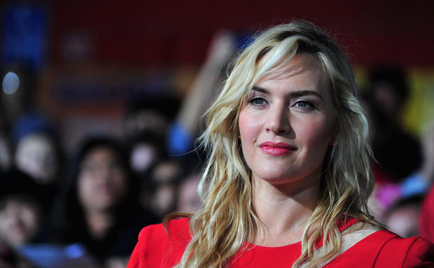 Kate Winslet: Erhält Stern am Walk of Fame
