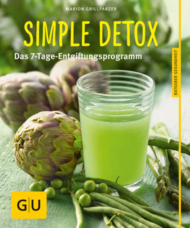 Simple Detox Buch - Detox Übungen