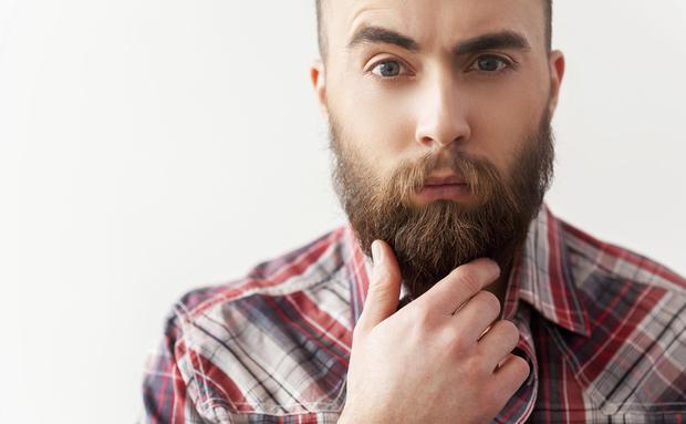 Bart auf stehen frauen Stehen Frauen