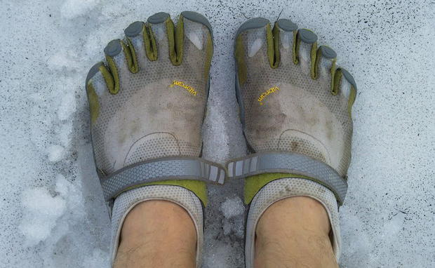 03acc410040366 Barfuß-Schuhe  Ungesund  • WOMAN.AT
