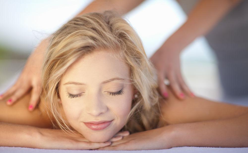 Erotische Frauenmassage