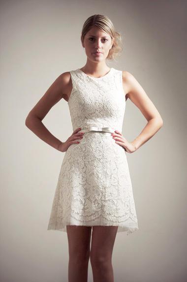 Brautkleider kurz - kurze Hochzeitskleider