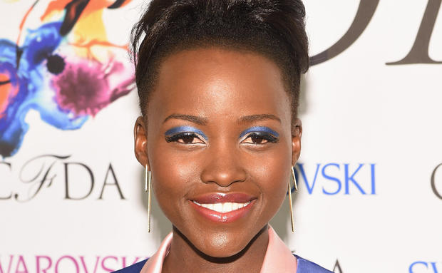 Lupita Nyong'o spielt in Star Wars