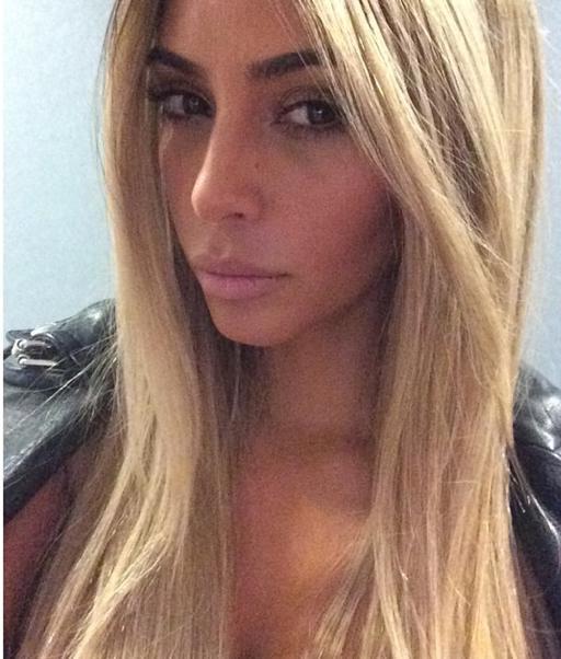 Haare braun gefarbt will wieder blond